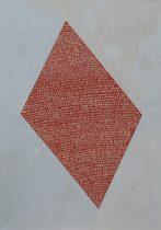Ромбоид - I - 2015 г. Акрил 116 x 81 cm