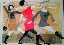 Алиса Юфа. Девушки танцуют одни. 7 000 руб.