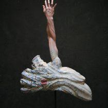 Александр Ерёмин. ГИБЕЛЬ И СПАСЕНИЕ 21 ВЕКА. Полихромная скульптура и арт-объекты